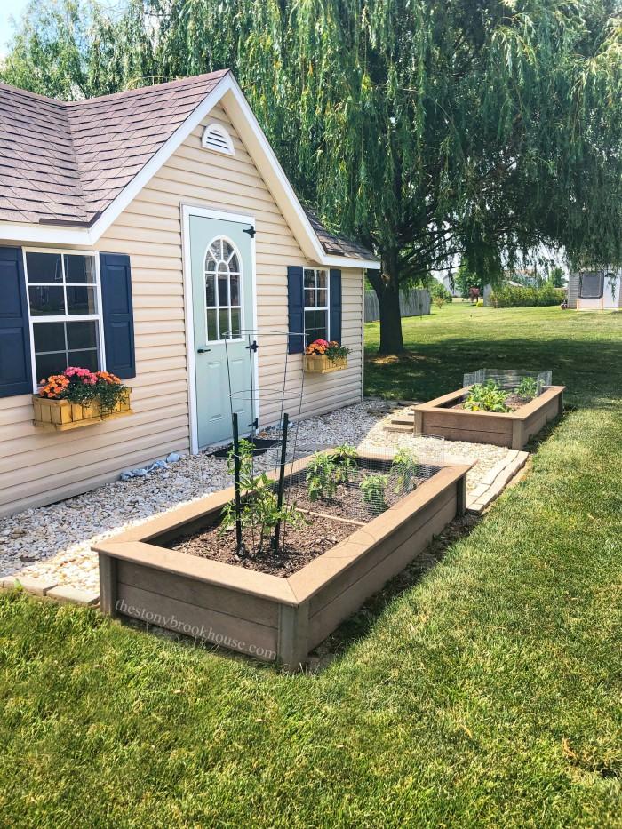 Garden Planter Boxes 2020