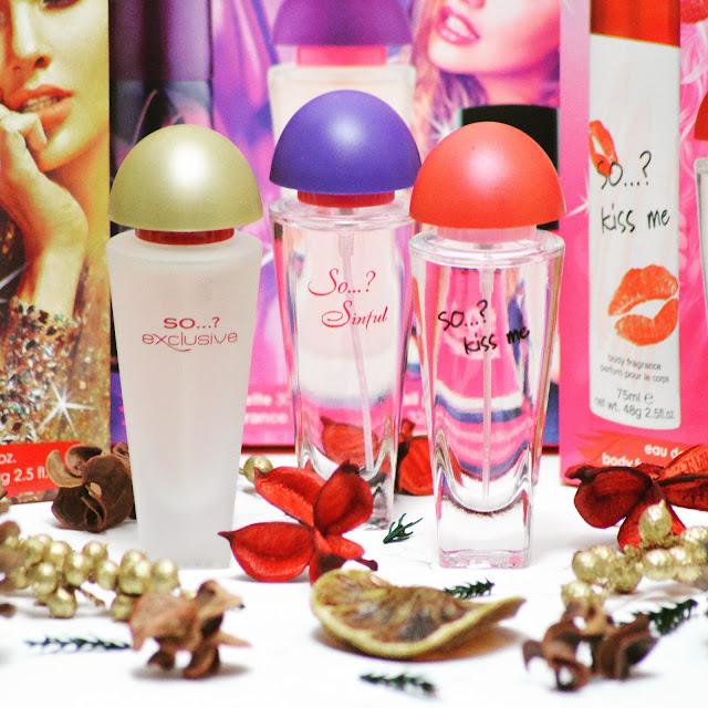 Lovelaughslipstick blog - So...? Christmas 2016 fragrance gift sets, the perfect stocking filler
