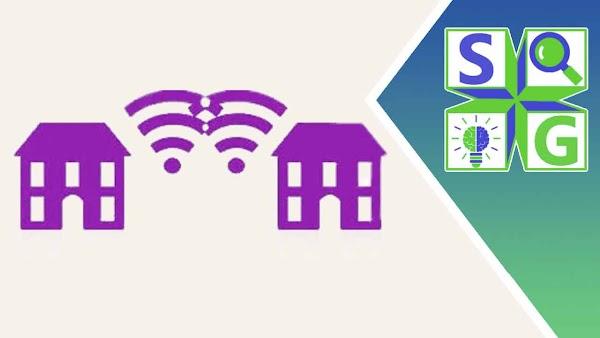 مشكل ضعف شبكة الويفي تداخل إشارة الويفي wifi و الحل المقترح