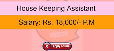 Western Railway Recruitment for House Keeping Assistant - 18,000 Salary - Apply Now | Sarkari Jobs Adda