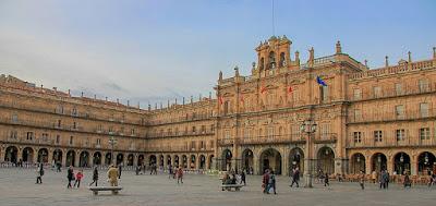 Ciudad Vieja de Salamanca Patrimonio de la humanidad