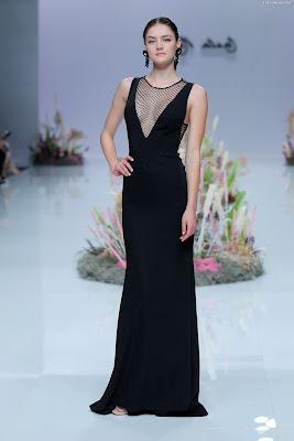 Vestido de moda largos