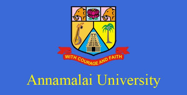 Annamalai University Online MBA Courses