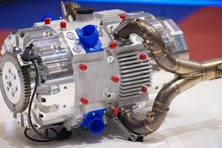 Un motor 'made in Granada' pretende revolucionar el mundo de la movilidad