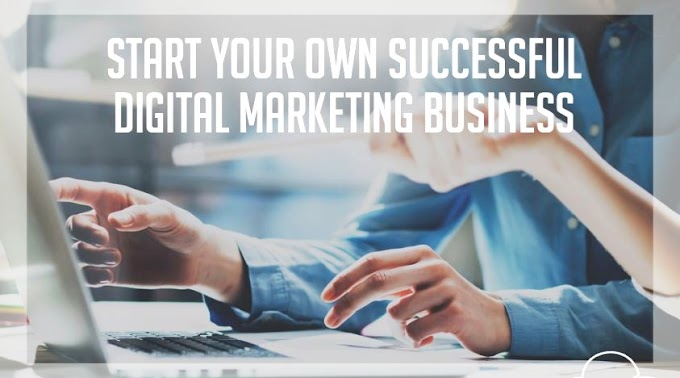 Create your Own Marketing Business From Your Laptop