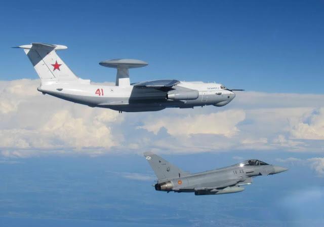 NATO triển khai các Chiến Cơ