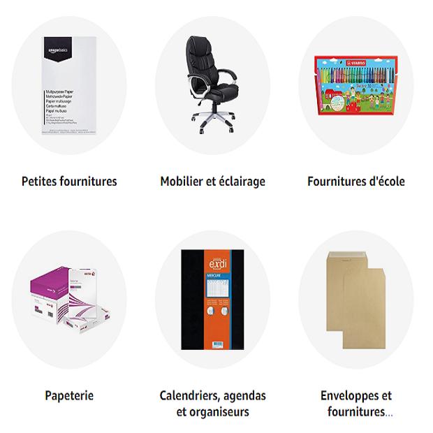 FOURNITURES SCOLAIRES ET DE BUREAU: Amazon.fr - Petits prix et large choix de fournitures pour le bureau, la maison, les études: stylos, papier, cartouches d'encre, dictaphones.