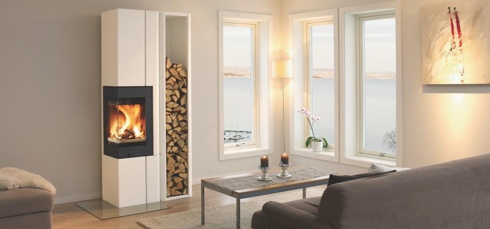 Die Kamine Von Nordpeis Vereinen Norwegische Qualität Mit Modernem Design