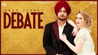 Debate Lyrics - Amar Sehmbi