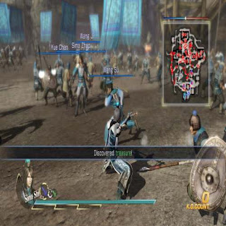 Download Dynasty Warriors 8 Xtreme Legends Game