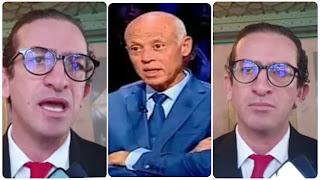 (بالفيديو) اسامة الخليفي: ''إذا قيس سعيد رفض  آداء الوزراء  يجب تفعيل الفصل 99 من الدستور عليه ''