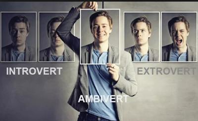 Berikut adalah 10 Tanda kalau Anda Ekstrovert.