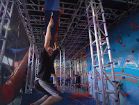 Ninja Warrior course near Gatlinburg