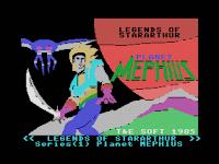 Videojuego Star Arthur Legend Planet Mephius