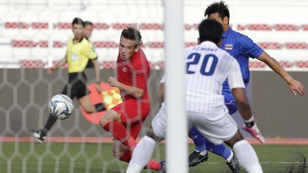 PSSI Membantah Pemain Timnas Indonesia Makan Babi Di SEA Games 2019