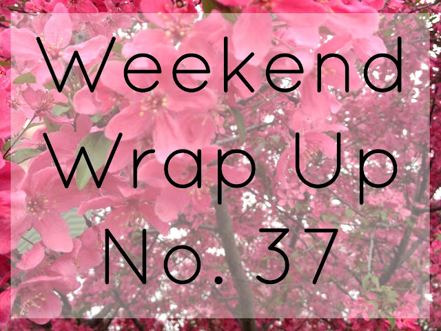 Weekend Wrap Up No. 37 from Courtney's Little Things