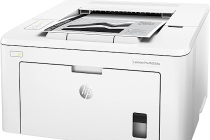 HP LaserJet Pro M203dw Drivers Download