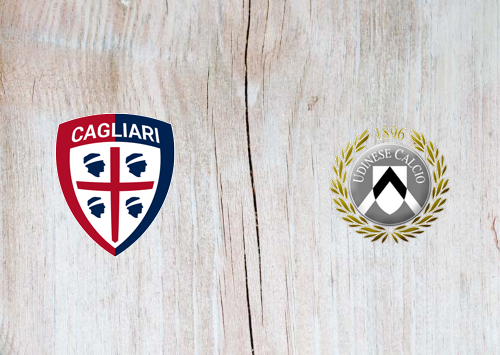 Cagliari vs Udinese -Highlights 26 July 2020