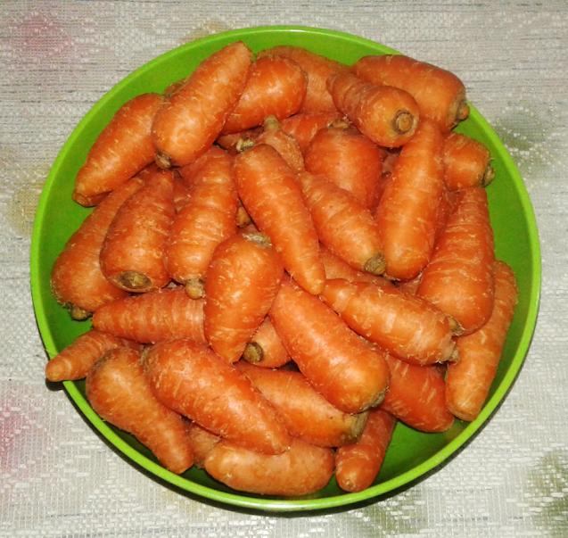 carrots special desi recipes