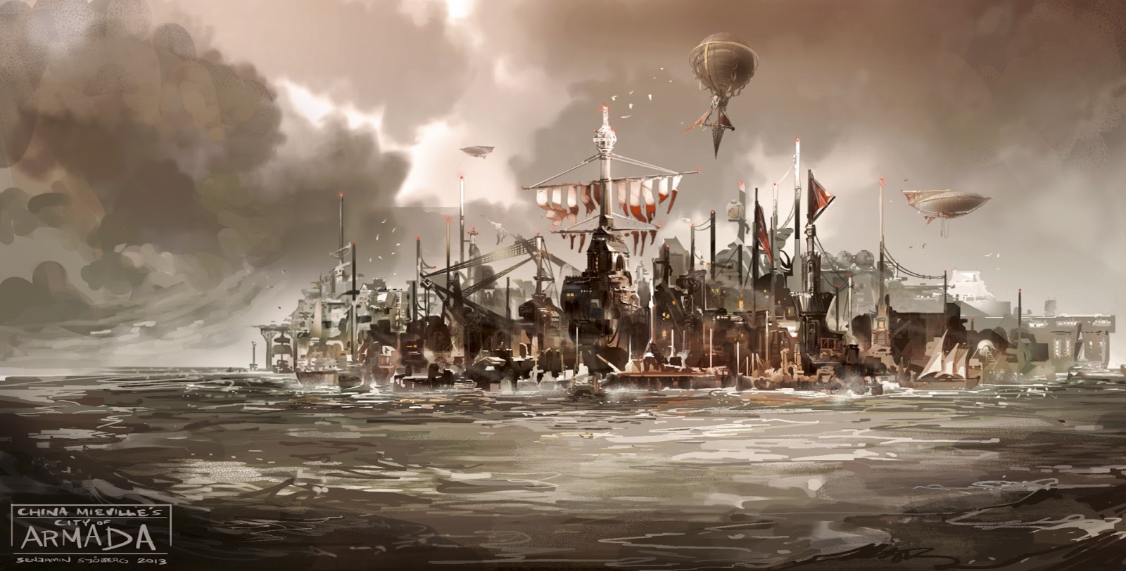 LK&MT: City of Armada