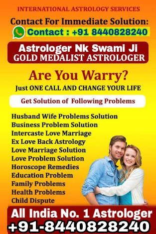 Lost Love Back Specialist Astrologer In Indore | Call Me+91