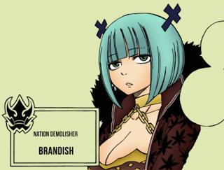 Brandish spriggan 12