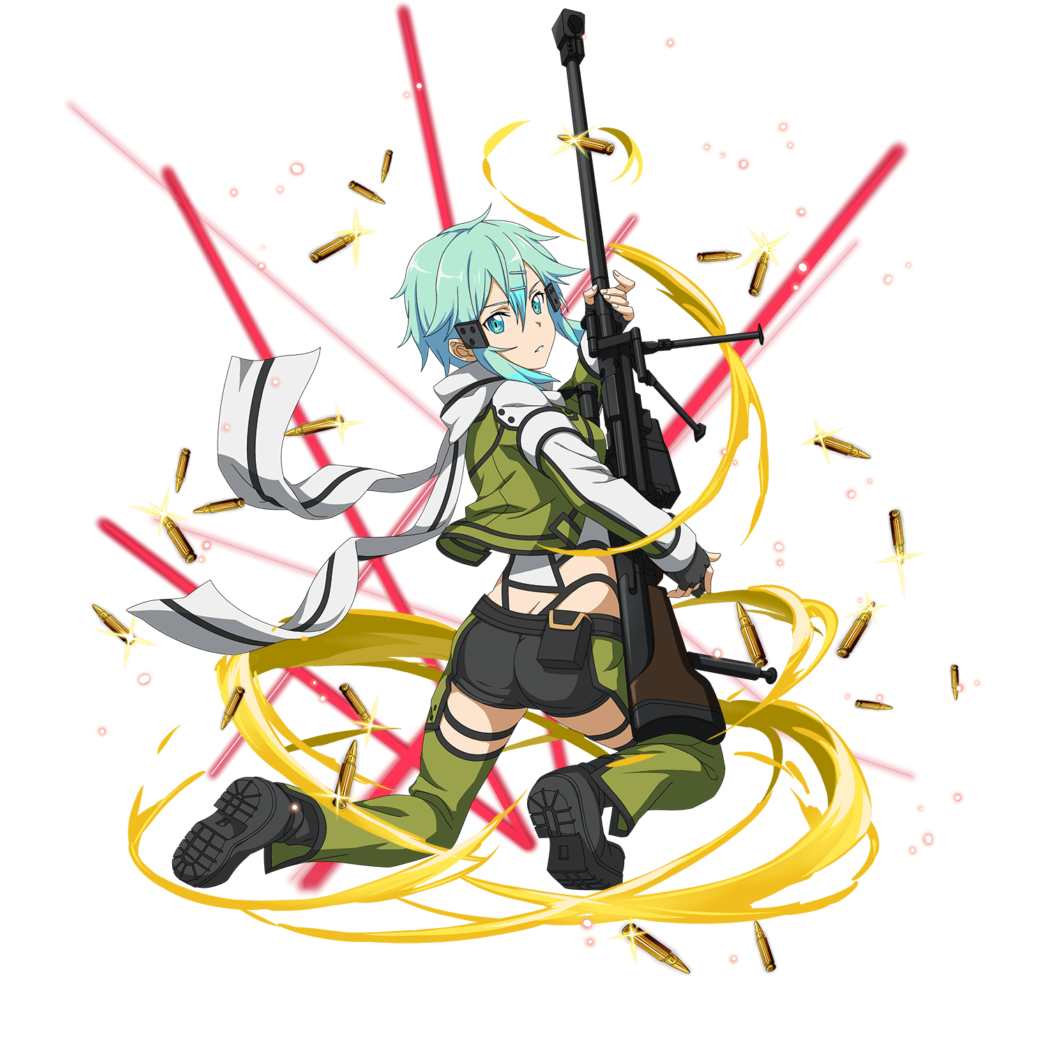 Sinon [Winning Procedure]
