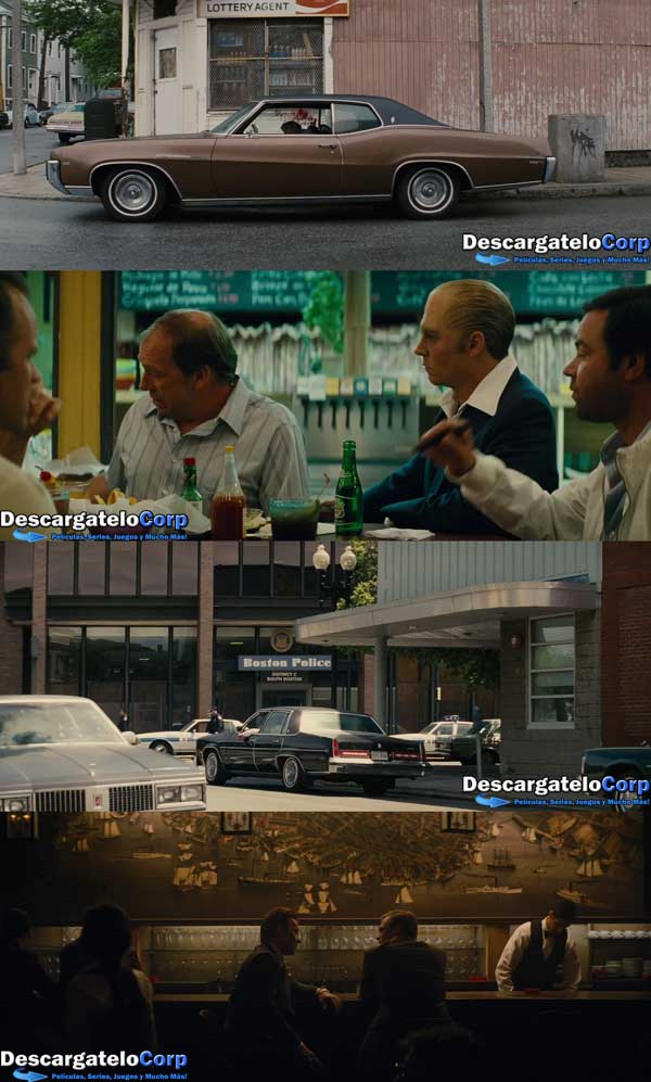 Black Mass HD 1080p Latino
