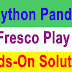Fresco Play Python Pandas Hands- on Solution || T Factor