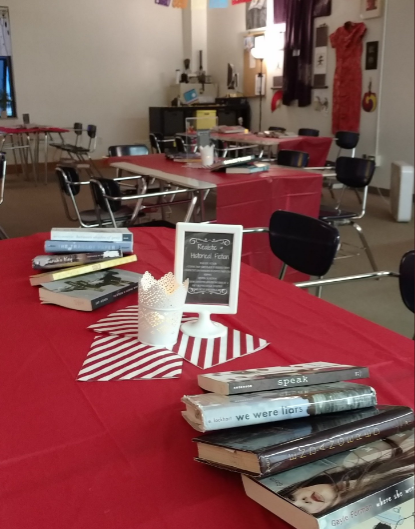 Speed Dating to Find Your {Book} Match