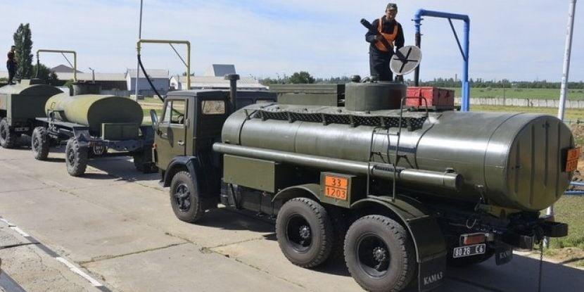 У Міноборони розкрили інформацію по закупівлям пального