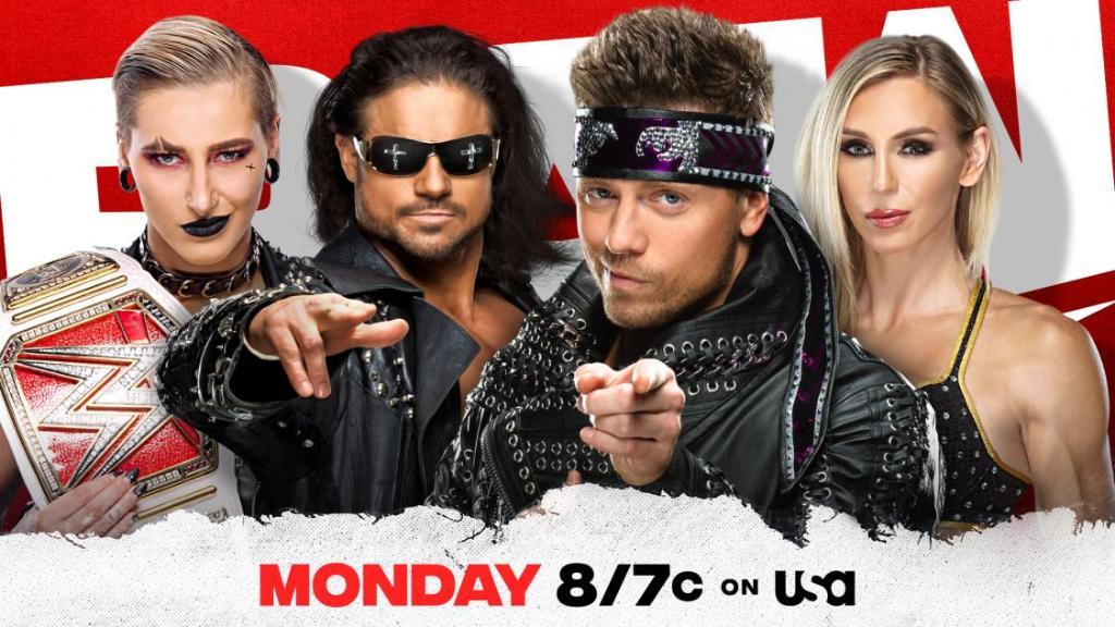 MizTV com Rhea Ripley e Charlotte Flair é anunciado para o próximo WWE RAW