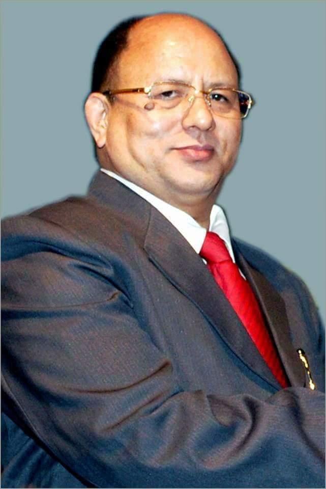 मुंबई से लौटने के बाद मुख्यमंत्री के औद्योगिक सलाहकार डॉ. के एस पंवार ने खुद को किया होम क्वारंटाइन