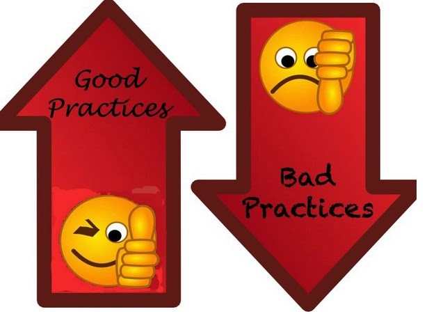 Best and Worst Practices