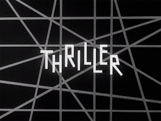 Title card - Thriller TV series, 1960-1962
