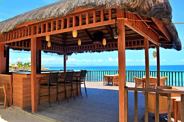Sunset bar at Mangodlong Paradise