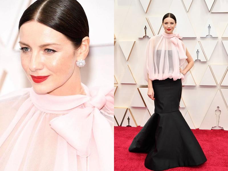 Caitriona Balfe The Oscars 2020