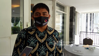 Ketua Bawaslu Kabupaten Sukabumi, Teguh Harianto