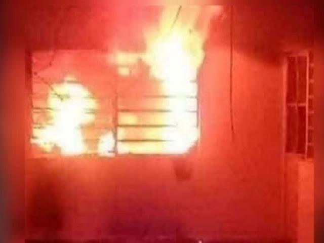 .Mujer incendia su casa en Sonora porque no la ayudaban con el quehacer; podría ir a prisión ¿Te parece justo?