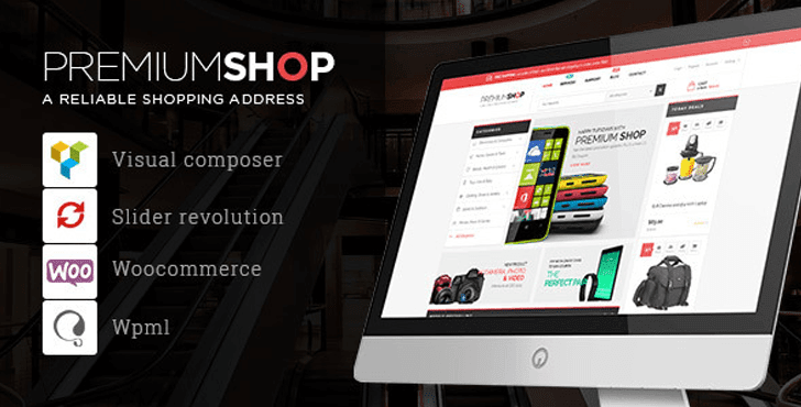 Premiumo - WooCommerce Shopping Theme Download For Free