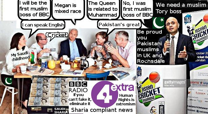 BBC, the world's biggest fake/selective news site - with an evil agenda