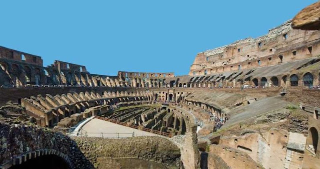 Colosseum Rome 4 Italy