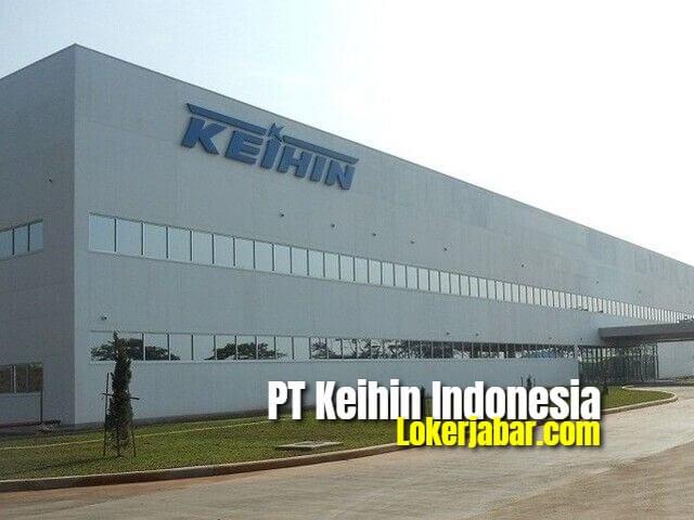 Lowongan Kerja PT. Keihin Indonesia