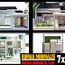 Desain Rumah Minimalis 3 Kamar vs 2 Kamar dilahan sempit