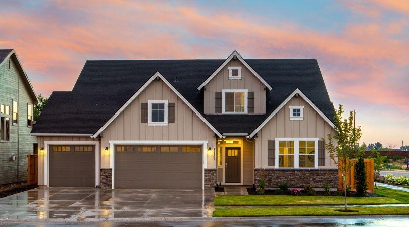 Mimpi beli rumah baru