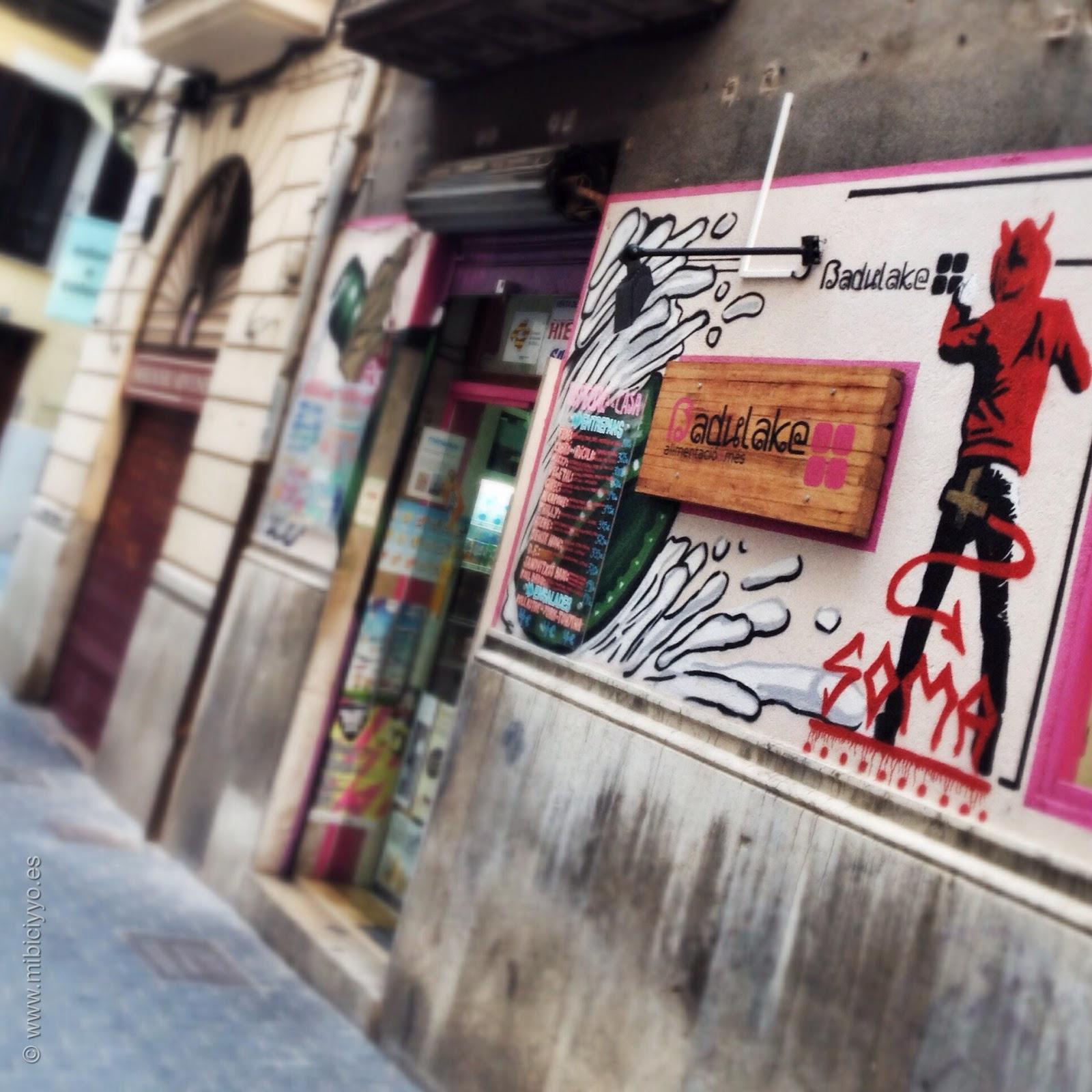Arte Urbano 2, Palma