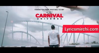 Tu Aake Dekhle तू आके देखले Song Lyrics   King   The Carnival   Latest Hindi Rap Song 2020
