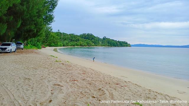 Traveling and sightseeing in Wondama bay regency