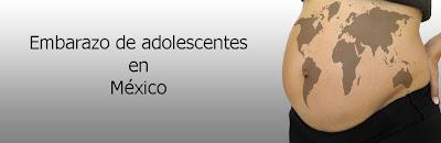 Resultado de imagen para embarazo en adolescentes en mexico