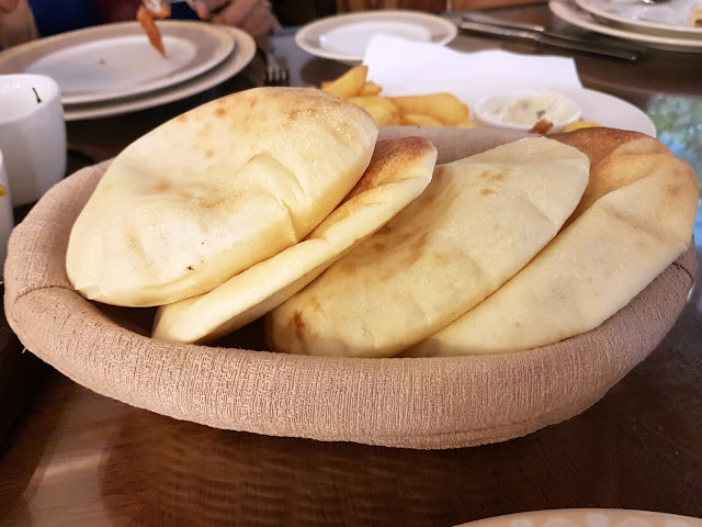 Bread Basket at Ayam Zamam, Kuwait